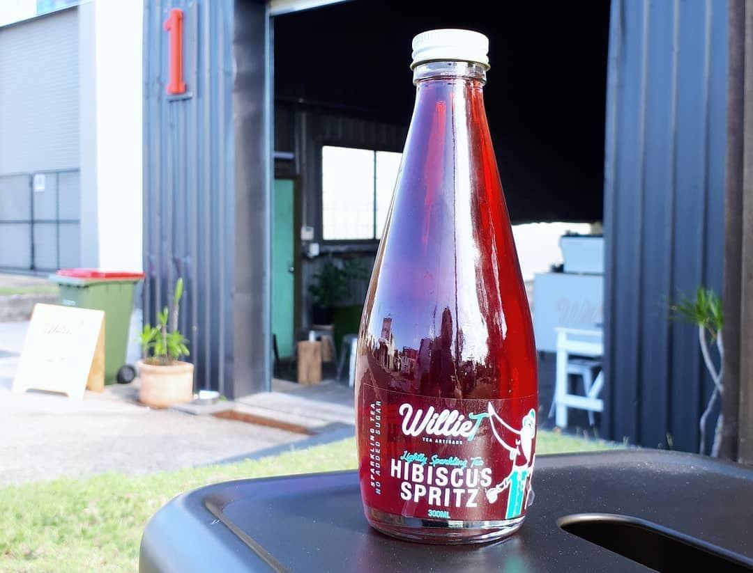 Groundskeeper Willie Tea Packaging