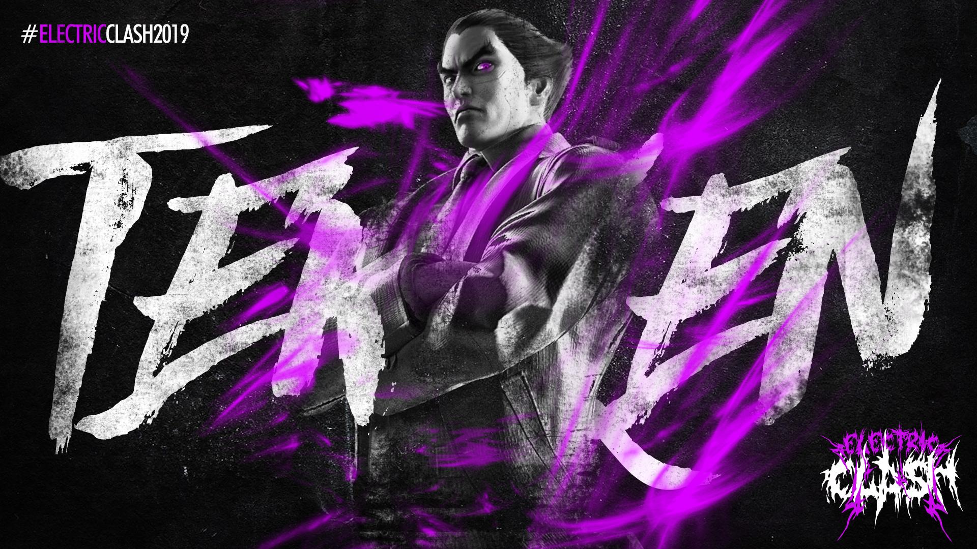 Tekken ad creative, designed by Incendium.gg