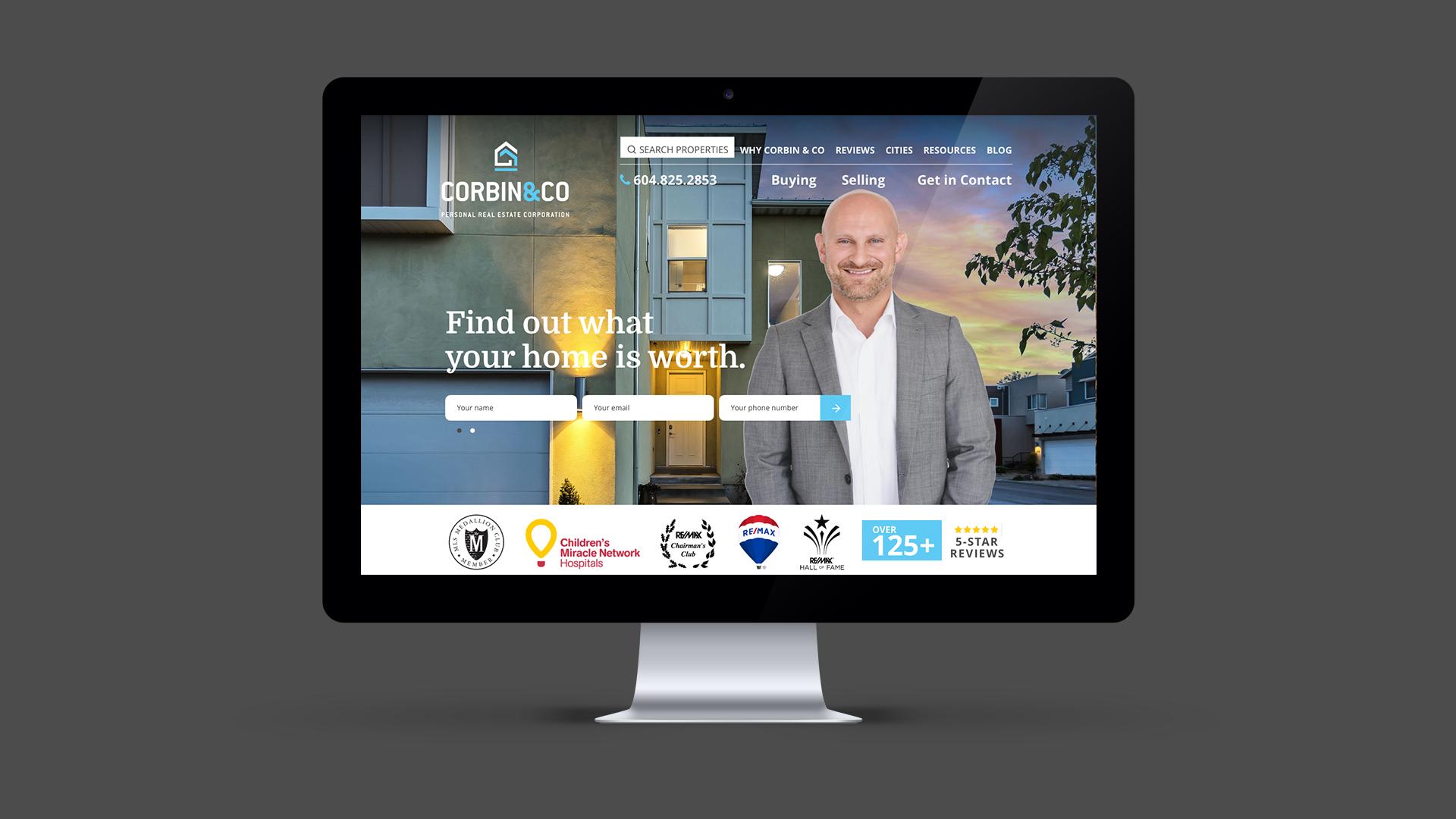 corbin - vancouver digital agency